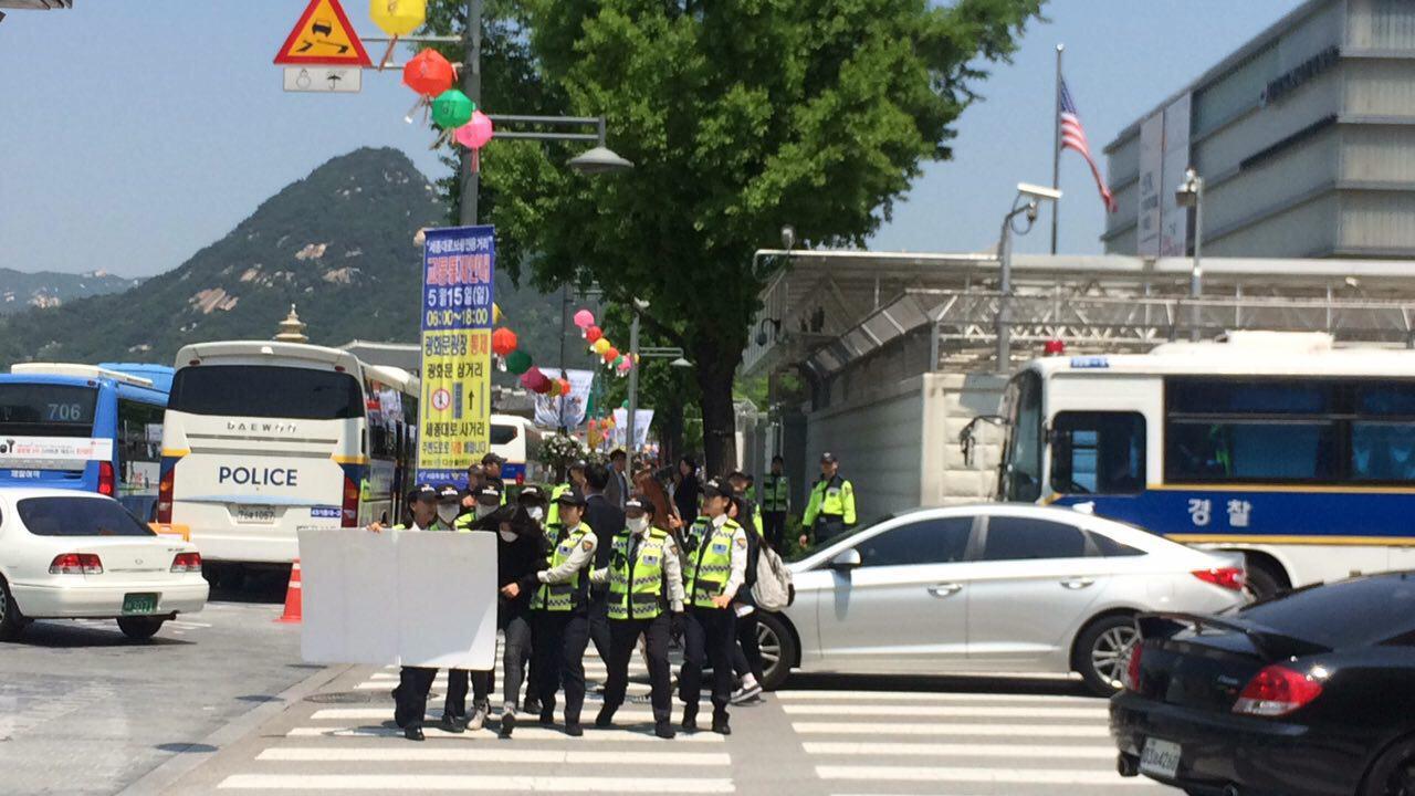 미국대사관,1인시위,코리아연대,광화문_3.jpg